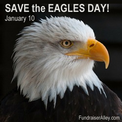 Save the Eagles Day - Jan 10