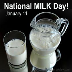 Milk Day - Jan 11