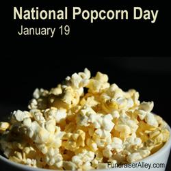 Popcorn Day - Jan 19