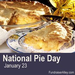 Pie Day - Jan 23