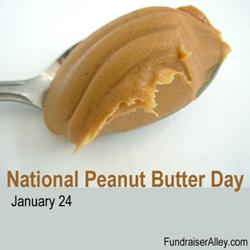 Peanut Butter Day - Jan 24