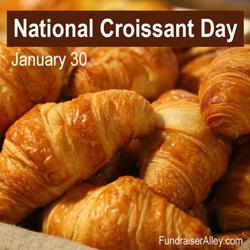 Croissant Day - Jan 30