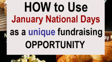 How to Use January National Days as a Unique Fundraising Opportunity