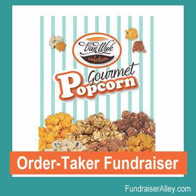 Van Wyk Popcorn Order-Taker Fundraiser