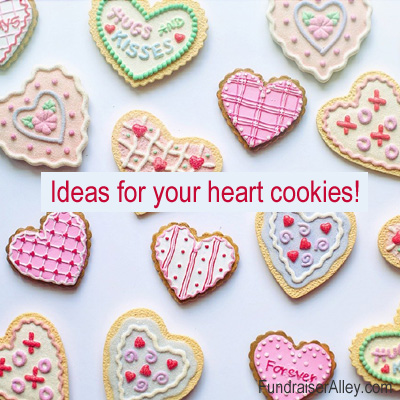 Ideas for Your Heart Cookies