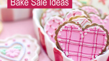 Valentines Day Bake Sale Ideas