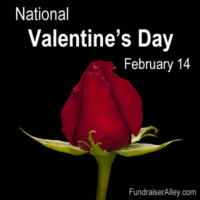 National Valentines Day, Feb 14
