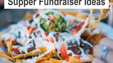 Tortillas and Toppings Supper Fundraiser Ideas