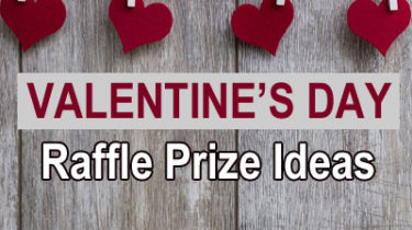 Valentine's Day Raffle Prize Ideas