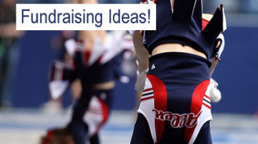 Fundraising Ideas - National Cheerleaders Week