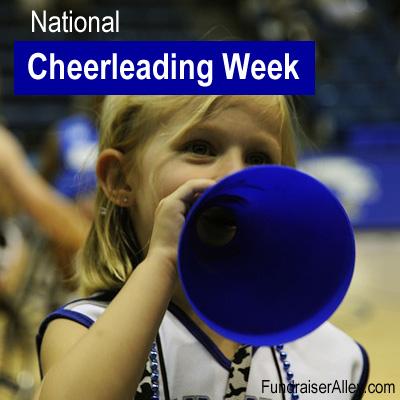 National Cheerleading Week