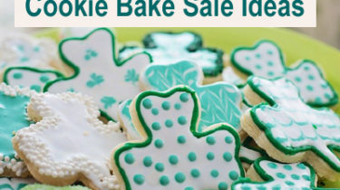 St Patricks Day Cookie Bake Sale Ideas