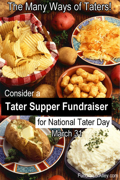The Many Ways of Taters