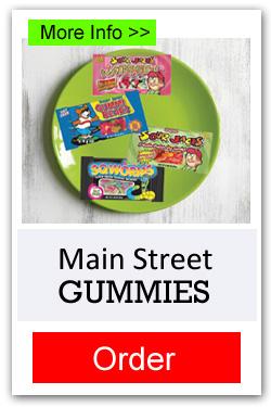 Main Street Gummies Fundraiser
