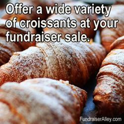 Croissant Bake Sale