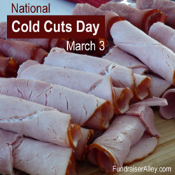 National Cold Cuts Day, March 3