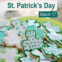 National St Patricks Day, March 17