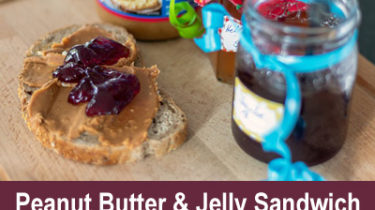 PBJ Sandwiches - Unique Supper Fundraiser Idea!