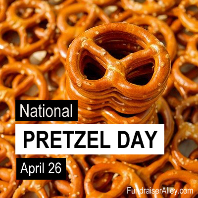 National Pretzel Day, April 26