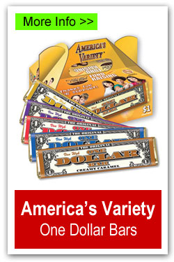 Americas Variety Candy Bar Kit