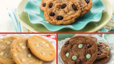 Preportioned Cookie Dough Brochure