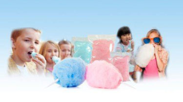 Cotton Candy Fundraiser