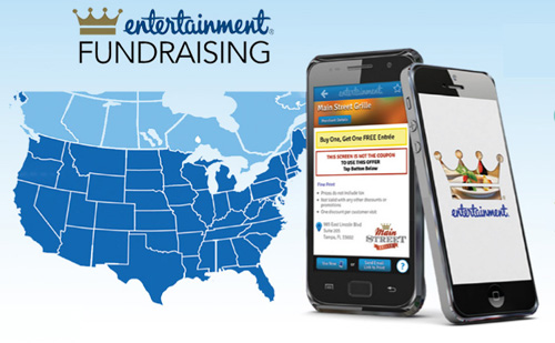 Entertainment Discount Fundraiser