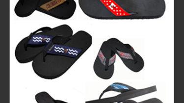 Custom Flip Flops Order-Taker Fundraiser
