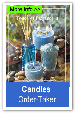 Candles Order-Taker