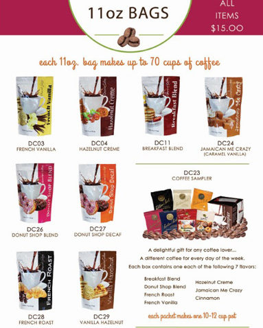 The Ultimate Coffee Collection Brochure Page 2