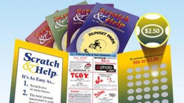 Scratch and Help High Profit Fundraiser