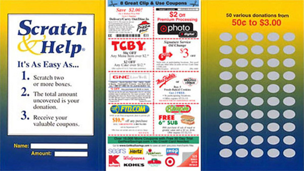 Scratch and Help Card INSIDE
