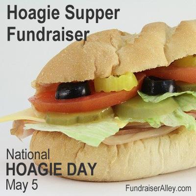 Hoagie Supper Fundraiser