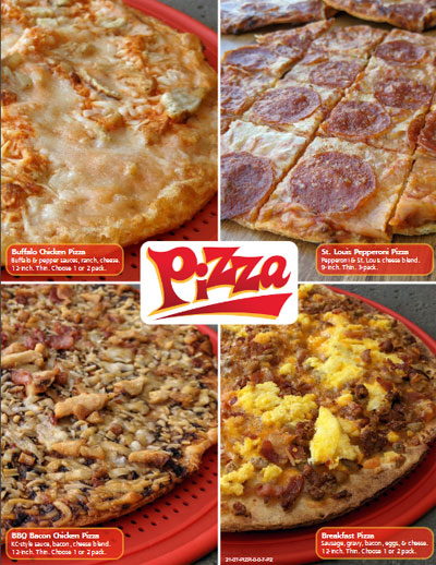 Pizza for Fundraising