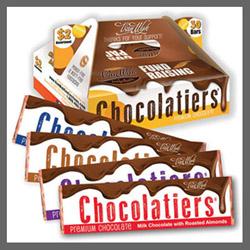 Chocolatiers Candy Bar Fundraiser