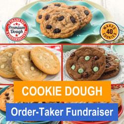 Cookie Dough Order-Taker Fundraiser