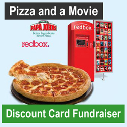 Pizza and a MovieDiscount Card