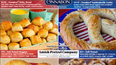 Bens and Cinnabon Fundraiser
