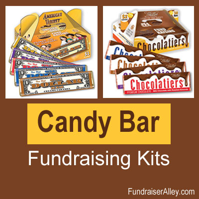 Candy Bar Fundraising Kits