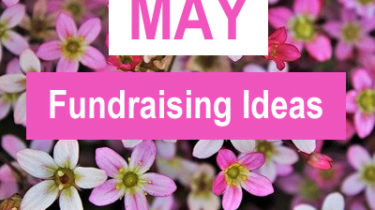 May Fundraising Ideas