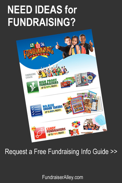 Need Ideas for Fundraising? Request a Free Fundraising Info Guide