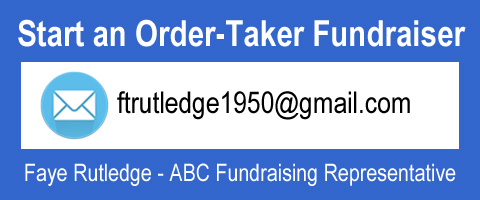 Start an Order-Taker Fundraiser: Email ftrutledge1950 at gmail.com