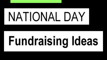 Unique National Day Fundraising Ideas