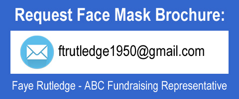 Request Face Masks Brochure: Email ftrutledge1950 at gmail.com
