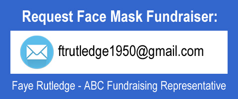 Request Face Masks Fundraiser: Email ftrutledge1950 at gmail.com