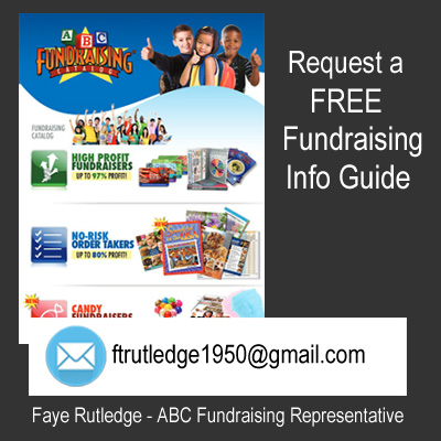 Free Fundraising Info Guide, email: ftrutledge1950@gmail.com