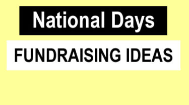 June National Days Fundraising Ideas