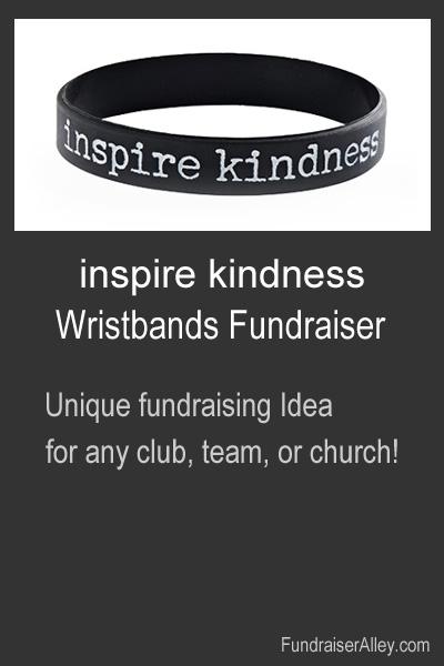 Inspire Kindness Wristbands Fundraiser