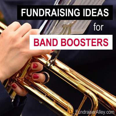 Fundraising Ideas for Band Boosters