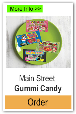 Main Street Gummies Fundraiser
